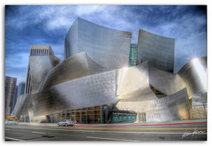 the hall of steel (Kris Kros) Tags: california ca music usa photoshop photography la hall losangeles high nikon dynamic hill gehry disney bunker kris d200 walt range hdr kkg cs3 photomatix kros kriskros 5xp kk2k kkgallery