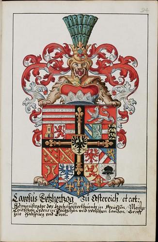 Wappenbuch des Hans Ulrich Fisch k