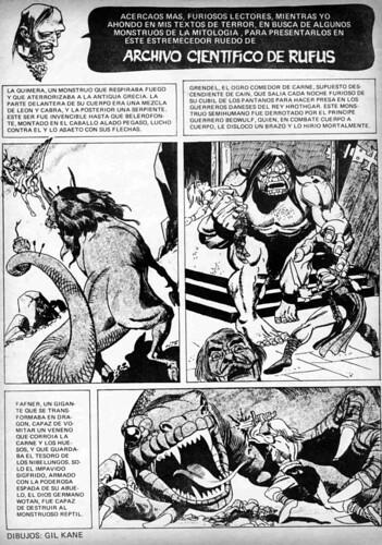 Monstruos de la Mitología