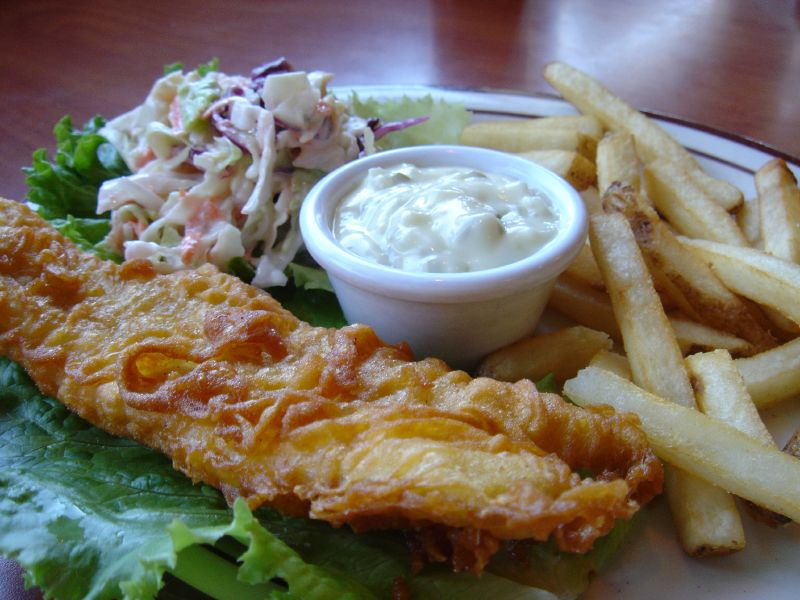 Roadhouse Specialty Fish & Chips