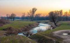 river Krapina (02) (Vlado Ferenčić) Tags: rivers riverkrapina sunset zaprešić hrvatska croatia nikond90 tamron175028 vladoferencic