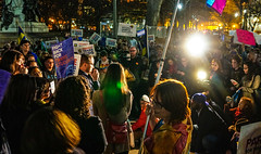 2017.02.22 ProtectTransKids Protest, Washington, DC USA 01138