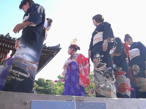 当麻寺「練供養会式」-06