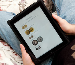 The iPad and The Numismatist