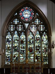 Kempe stained glass Raunds