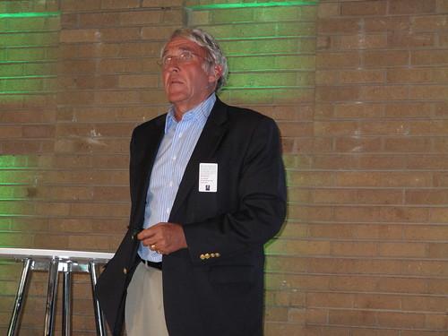 索尼愛立信技術長楊登斐(Jan Uddenfeldt)