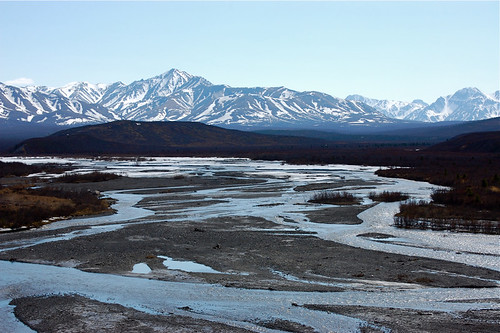 braided river - denali