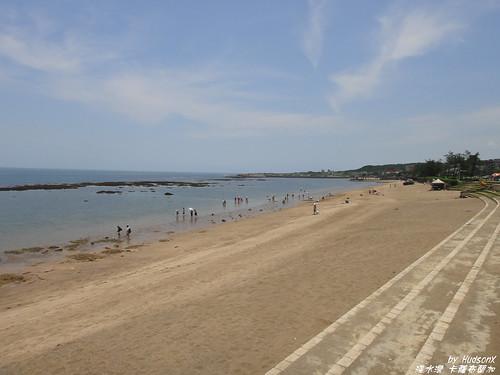 淺水灣的沙灘