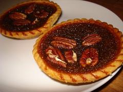 Maple tarts