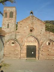 San Pietro church near Bosa (John Steedman) Tags: sardegna italien italy italia sardinia sanpietro italie sardinien sardaigne