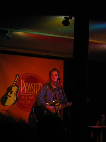 Mary Gauthier at Club Passim