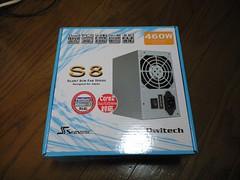 Seasonic電源 SS-460HS/S
