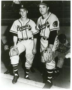 Spahn and Sain.