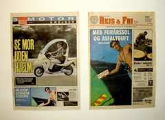 """""""Hitchhike the medias """" Exhibition Gymnastic Mediatic . Fries Museum . 2004 (Thierry Geoffroy / Colonel) Tags: morten friis autostop hitchiking car thierry geoffroy colonel marcel media transport niels boel fries museum holland sprengel urgency art kunst ultracontemporary urgence alert alarm tourist tourism artist journalist report reporting journalism investigation news mediaart artistjournalist good5"""
