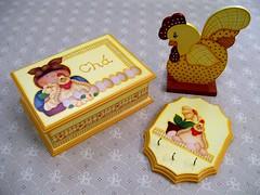 Presente de Natal para D.Tere, minha me (Vania Carla Prante - atelier2) Tags: mdf pinturaemmadeira pinturaemmdf
