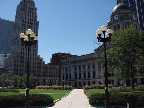 Allen County Courthouse - Fort Wayne