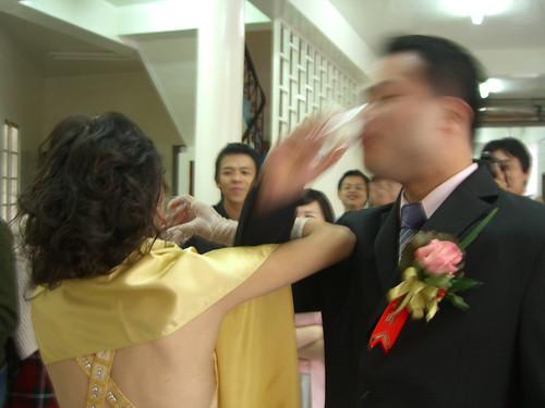 學亮凱琪婚禮08─出來玩總是要還的