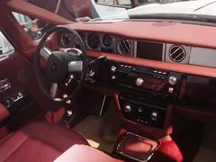 car interior sony rollsroyce cybershot voiture phantom sonycybershot sonydsct70 viennaautoshow2008