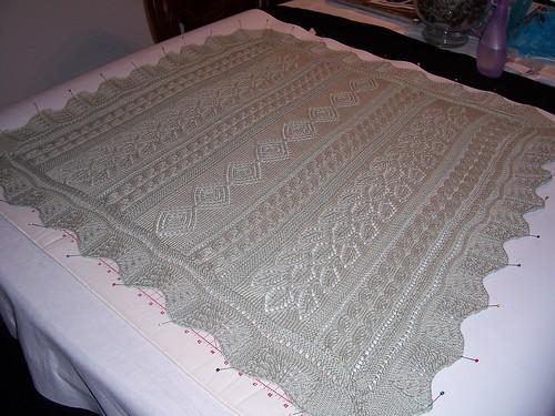 Madelyn's blanket