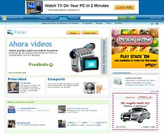 Microsoft buys Yahoo! and redesign Flickr (Oscar Mota) Tags: design yahoo google flickr microsoft msn redesign
