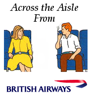 Across the Aisle From British Airways' Head of Environment