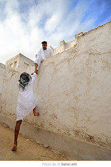 ..  .. (Nasser Bouhadoud) Tags: camera old city portrait self canon eos 350d explore khalid nasser qatar  saher  qatari wakra    allil saherallil aldotshy