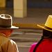 Sombreros de Huaraz