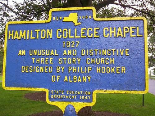 Chapel Marker