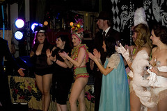 100 (Helsinki Burlesque) Tags: helsinki burlesque exotica kaisaniemi