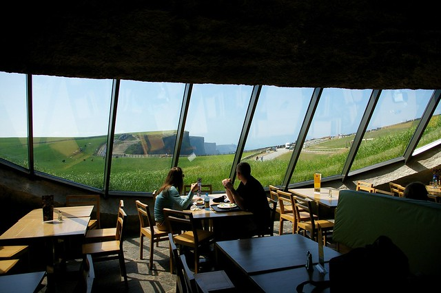 Cliffs of Moher Visitor Experience Cafe