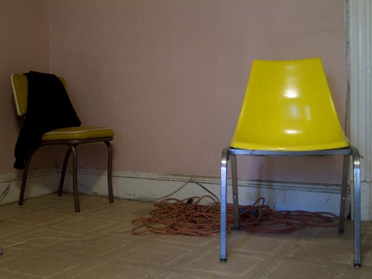 as cadeiras