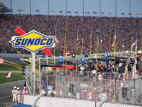 Daytona 500 Pit Road