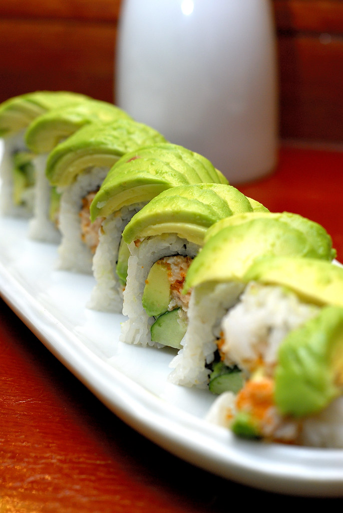 California Roll - Ray Special