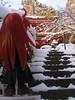 Shana at Kurama (sensoubijutsu) Tags: winter snow japan pinky shana makoto kurama ピンキー