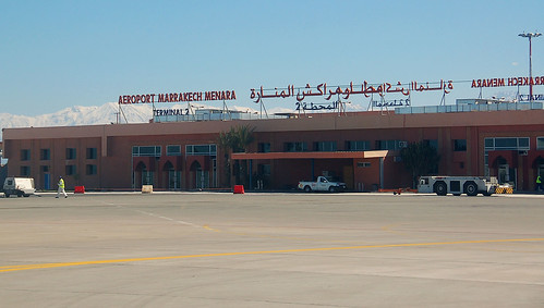 Marrakech Airport