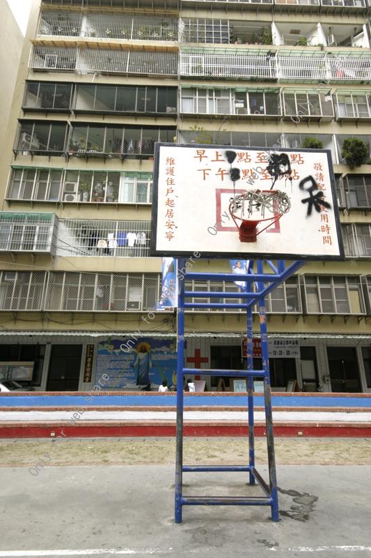 果貿社區-籃球場04