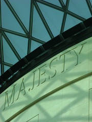Majesty (pjohnkeane) Tags: london architecture britishmuseum majesty