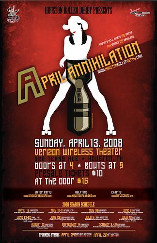 02 April Ann Poster