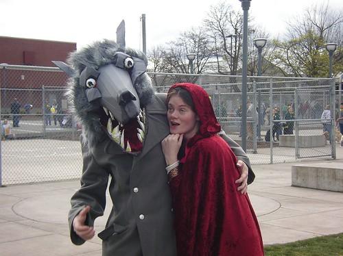 Mr. & Mrs. Wolfman
