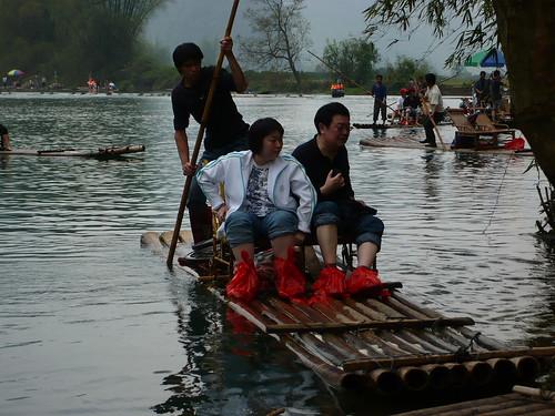 Yulong River - Yangshuo, China