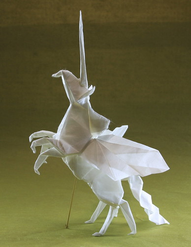 The Origami Forum View Topic Pegasus 22 By Kamiya Does It Exist
