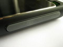 Rubberen strips aan de zijkant om de grip te verbeteren.
