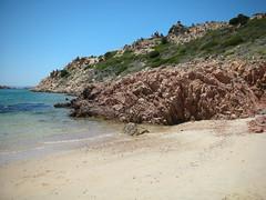 sardegna (fadaza) Tags: sardegna sea beach tramonto mare maddalena sole azzurro spiaggia vento caprera arcipelago budelli spargi