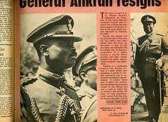 general ankrah resigns II