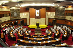 HDR- Selangor State Legislative Assembly Hall by Belakios a.k.a. Naz