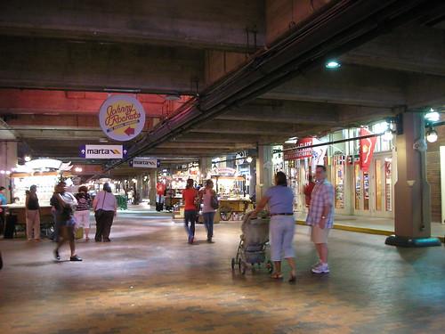 Underground Atlanta Mall Food Court