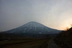 終了間際の京極コース