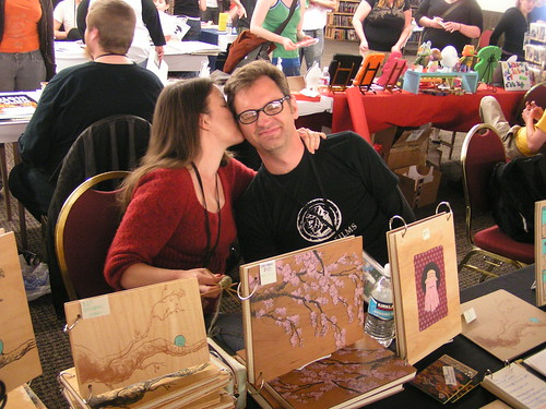Stumptown Comics Fest, Portland OR, 04/26/08