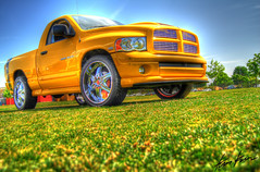 ramble bee (Kris Kros) Tags: california ca usa photoshop truck photography la losangeles high nikon dynamic pickup bee socal kris dodge d200 ram 2008 range 1500 hdr ramble 08 kkg cs3 photomatix kros kriskros 5xp kk2k kkgallery