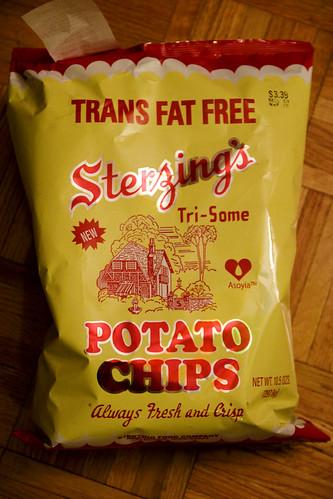 tato chips!